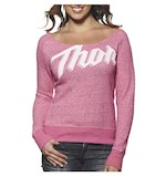 Thor Script Scoop Neck Women's Shirt