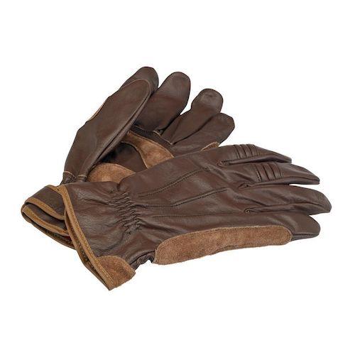 Biltwell Leather Work Gloves Revzilla