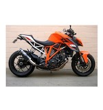 Graves Hexagonal Slip-On Exhaust KTM 1290 Super Duke R 2014-2016