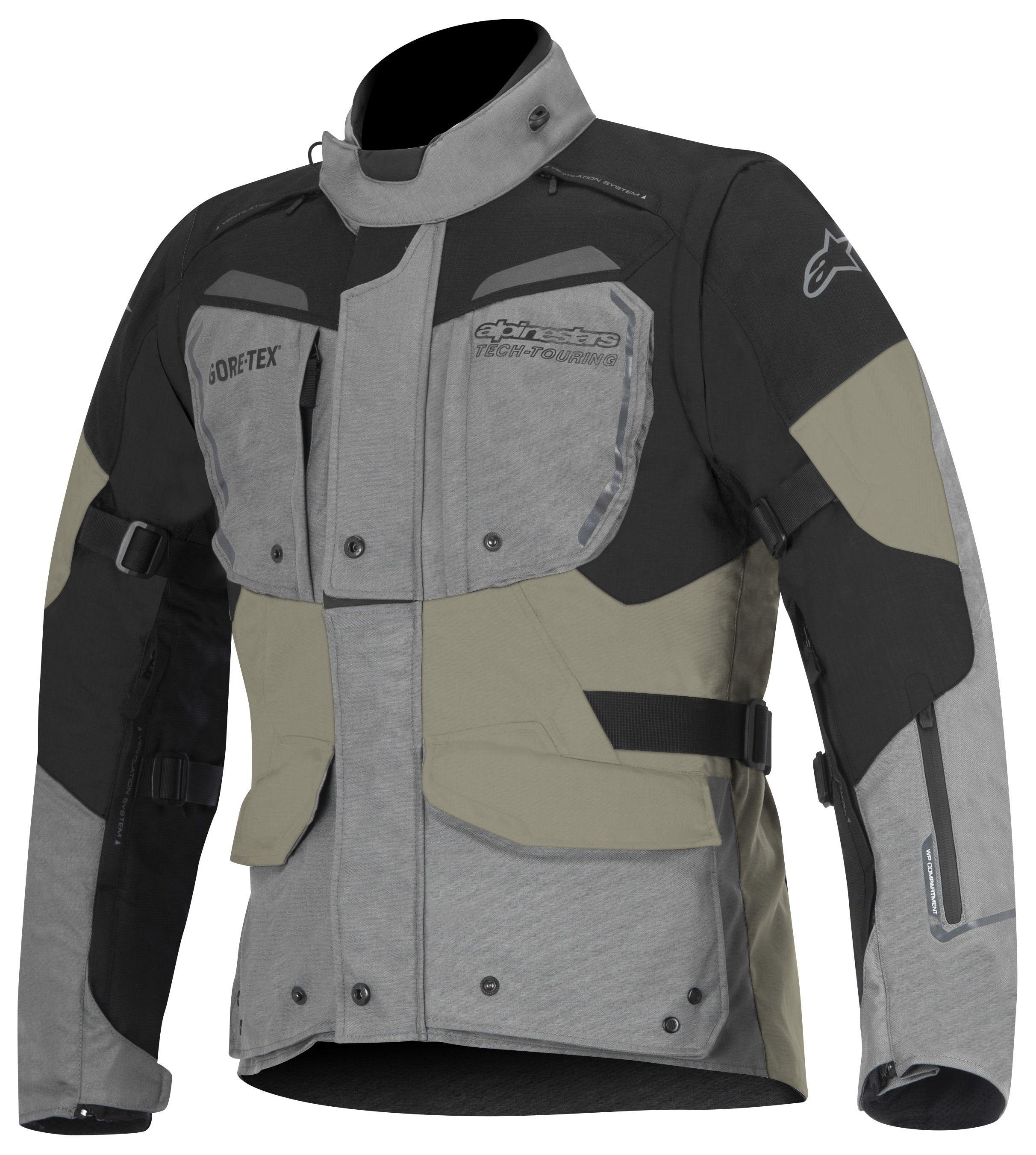 alpinestars durban gore tex jacket revzilla. Black Bedroom Furniture Sets. Home Design Ideas