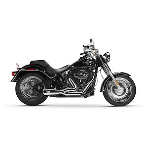 MagnaFlow Riot 2-Into-1 Exhaust For Harley Softail 2008-2017