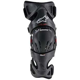 Alpinestars Fluid Tech Carbon Motorcycle Knee Brace