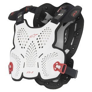 Alpinestars A1 Motorcycle Roost Guard