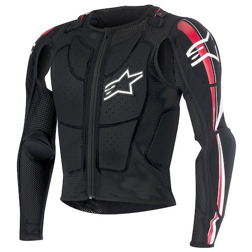 alpinestars bionic plus jacket revzilla. Black Bedroom Furniture Sets. Home Design Ideas