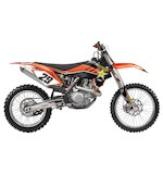 Factory Effex Metal Mulisha Shroud / Airbox Graphics Kit KTM SX-F / XC 125cc-450cc 2011-2012