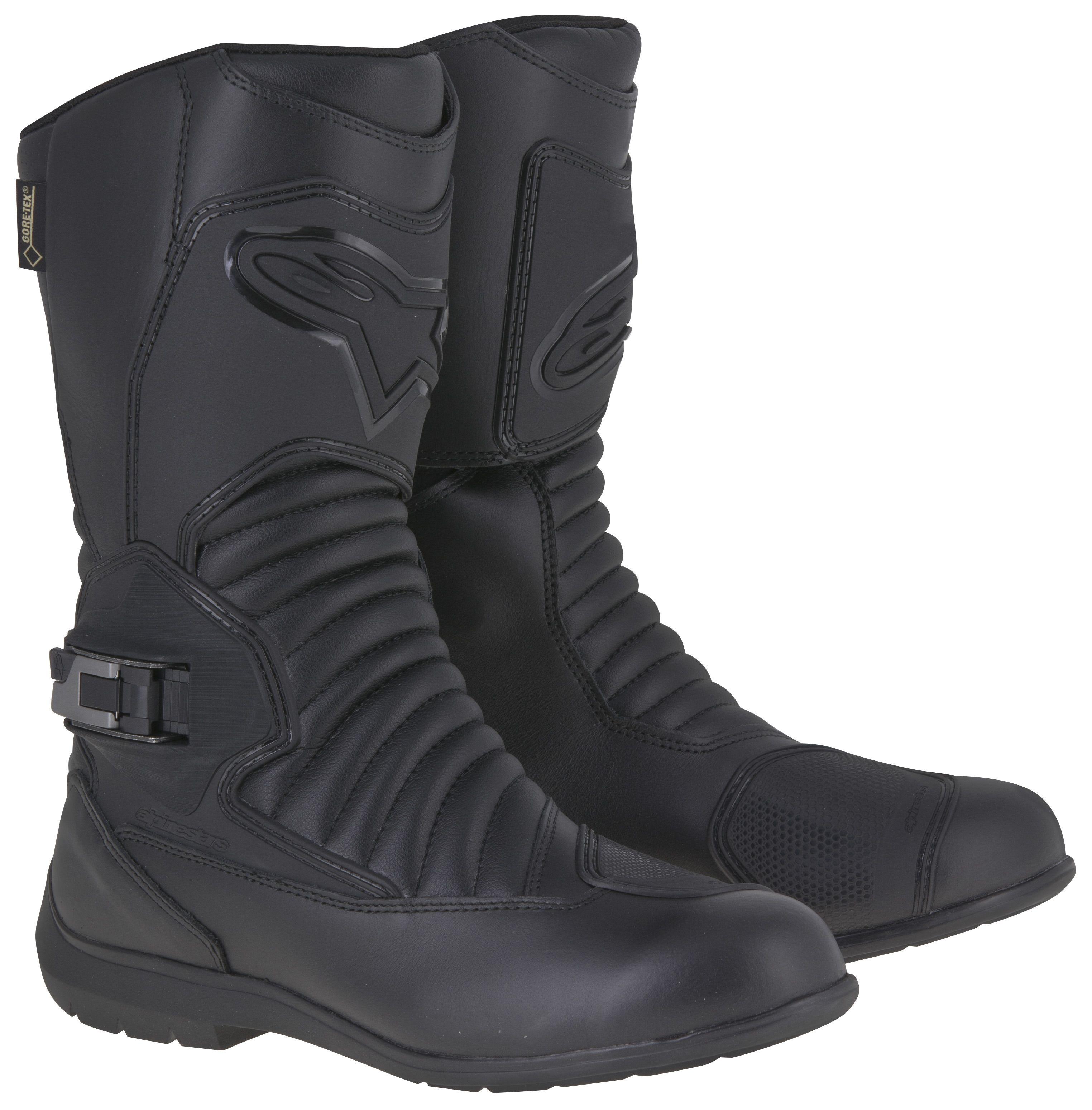 Alpinestars Supertouring Gore-Tex Boots - RevZilla