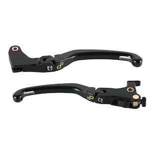 LighTech Magnesium Folding Brake & Clutch Lever Kit Yamaha R1 / R1M 2015
