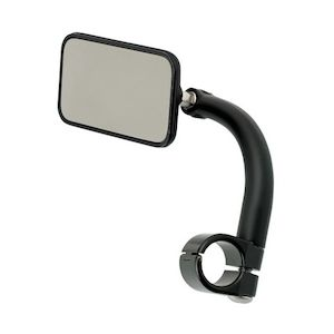 "Biltwell Utility 7/8"" Clamp-On Mirror"