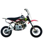 Factory Effex Complete Monster Energy Graphics Kit Honda CRF50 2004-2012