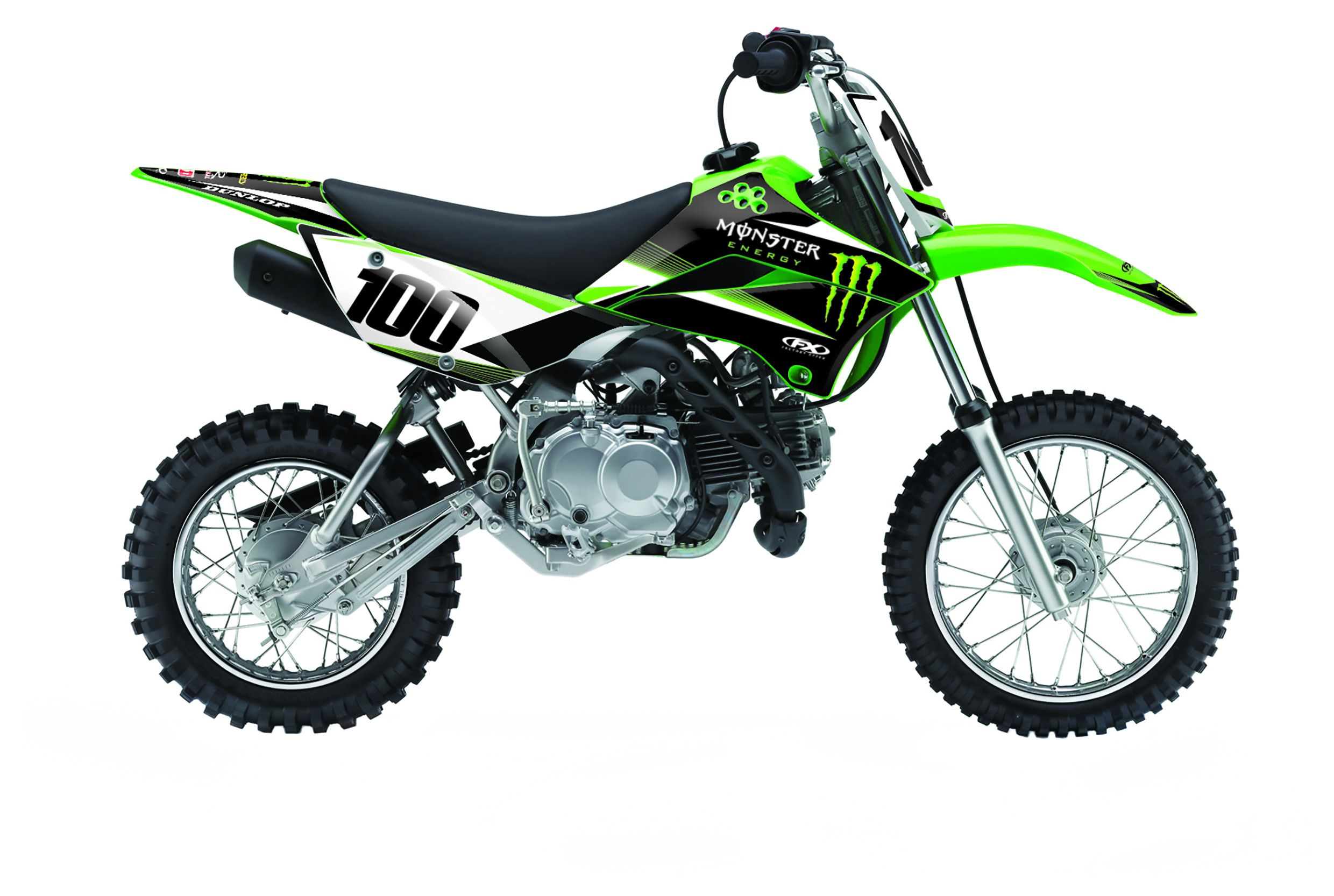 Factory Effex Complete Monster Energy Graphics Kit ...