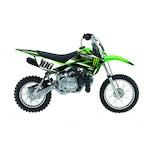 Factory Effex Complete Monster Energy Graphics Kit Kawasaki 110cc 2010-2017