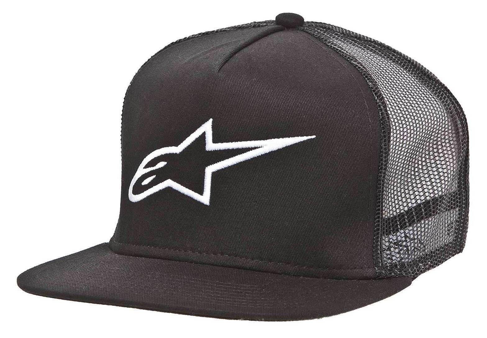 Alpinestars Corp Trucker Hat - RevZilla b76af74304d