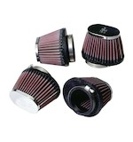K&N Racing Universal Clamp-On Air Filters
