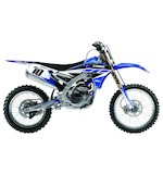 Factory Effex EVO 13 Shroud / Airbox Graphics Kit Yamaha PW80 1996-2006
