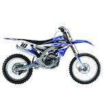 Factory Effex EVO 13 Shroud / Airbox Graphics Kit Yamaha YZ125 / YZ250 2002-2014