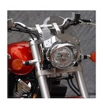 National Cycle Wide Flyscreen For Harley and Victory 2004-2015