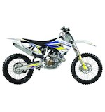 Factory Effex EVO 13 Shroud / Airbox Graphics Kit Husqvarna TC85 2014-2017