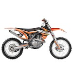 Factory Effex EVO 12 Shroud / Airbox Graphics Kit KTM SX50 / Adventure 50 2002-2008