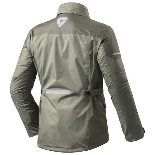 REV&39IT! Quartz H2O Rain Jacket - RevZilla