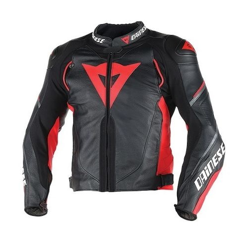 Dainese Super Speed D1 Leather Jacket Revzilla
