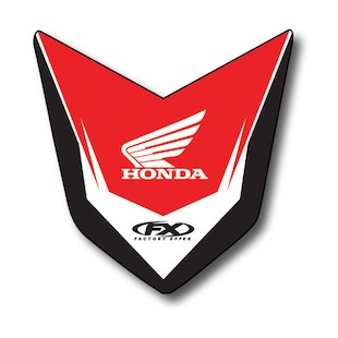 Factory Effex Front Fender Graphic Honda CR / CRF 125cc-500cc 2000-2003