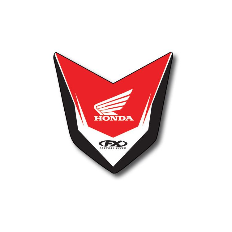 Factory Effex Front Fender Graphic Honda CRF250R / CRF450R 2009-2013
