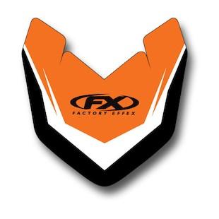 Factory Effex Front Fender Graphic KTM SX / XC / EXC 125cc-450cc 2007-2012