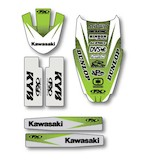 Factory Effex Trim Graphics Kit Kawasaki KX125 / KX250 1999-2002