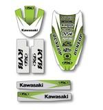 Factory Effex Trim Graphics Kit Kawasaki KX125 / KX250 2004-2007