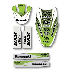 Factory Effex Trim Graphics Kit Kawasaki KX250F / KX450F 2012-2016