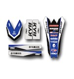 Factory Effex Trim Graphics Kit Yamaha YZ450F 2010-2013