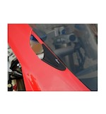 LighTech Mirror Block Off Plates Ducati 899 / 1199 Panigale