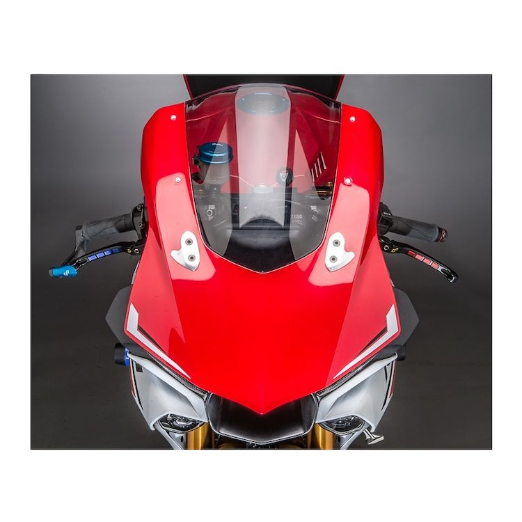LighTech Mirror Block Off Plates Yamaha R1 / R1M / R1S
