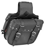 River Road Momentum Slant Studded Saddlebags