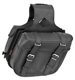 River Road Momentum Slant Braided Saddlebags