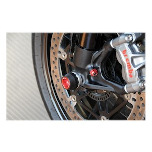 LighTech Axle Sliders Front Ducati 899 / 1199 / 1299 Panigale / Diavel