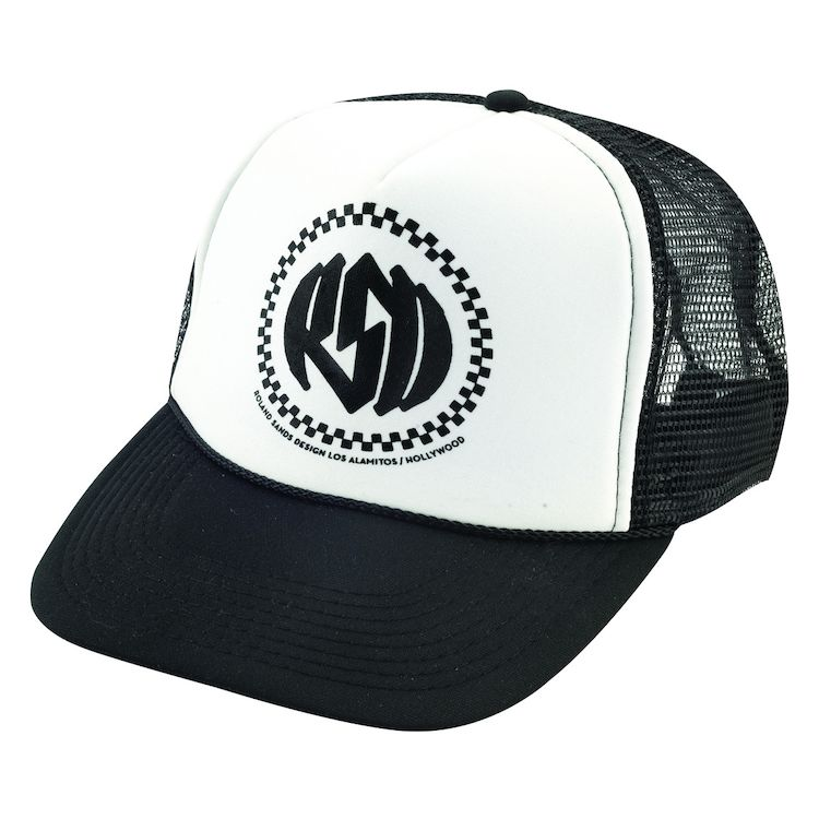 Roland Sands Winners Circle Trucker Hat