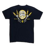 Roland Sands Helmets, Pistons & Lightning T-Shirt