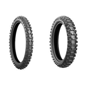 Bridgestone BattleCross X20 Tires