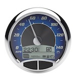 "Medallion Tradition 5"" Console Speedo Gauge For Harley"