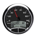 "Medallion Racing 5"" Console Speedo Gauge For Harley"