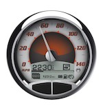 "Medallion Sundown 5"" Console Speedo Gauge For Harley"