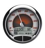 "Medallion Sundown 5"" Console Speedo Gauge For Harley"