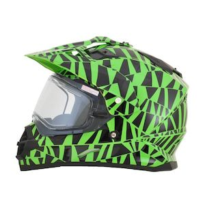 AFX FX-39DS-SE Dazzle Electric Helmet [Size MD Only]