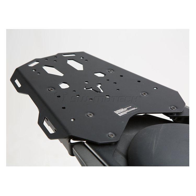 SW-MOTECH Steel-Rack Top Case Rack Kawasaki Versys 650 2015-2018