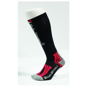 Moto-Skiveez Compression Riding Socks