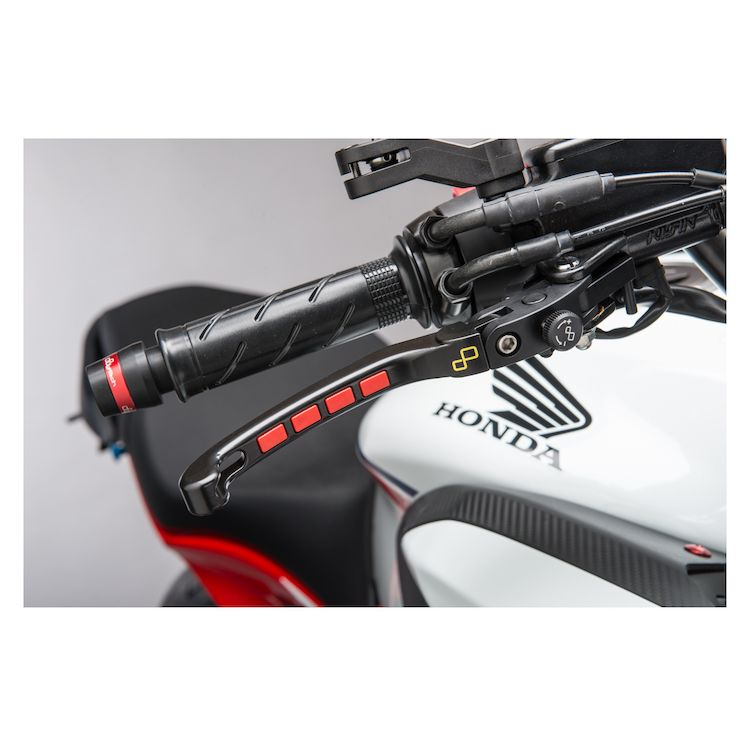 LighTech Alien Magnesium Folding Brake & Clutch Lever Kit