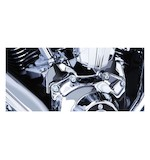 Ciro Lifter Block Cover For Harley Twin Cam 1999-2016