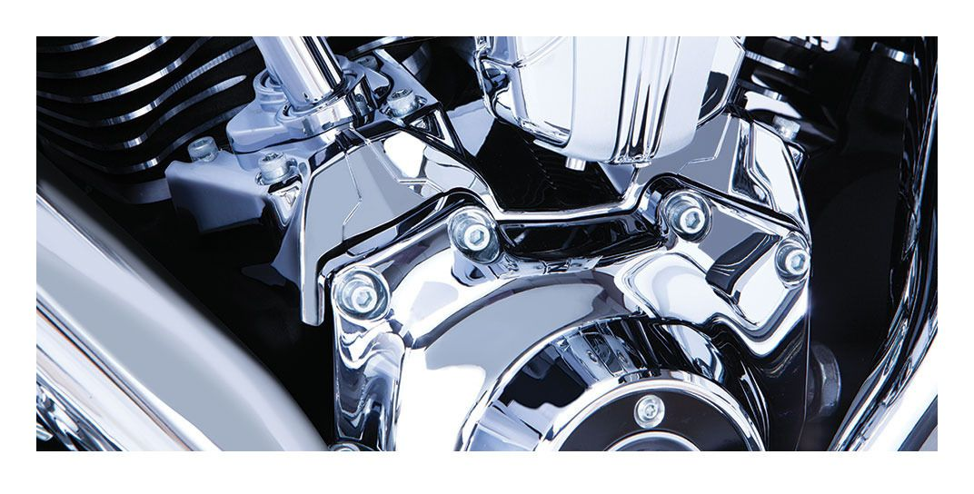 Tappet Lifter Block Accent Cover for Harley Twin Cam Engine Tri-Glide Dyna 99-up