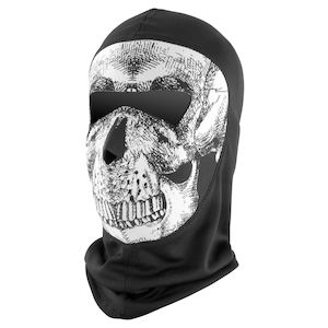 Zan's Coolmax Balaclava With Neoprene Mask